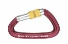 Grivel: K3N Plume Screw Lock муфт.карабин УПАК 5 ШТ