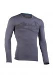 Ortovox: M 185 Long Sleeve Print M футболка мужская