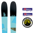 Hagan: Boost 94 лыжи ски тур