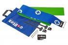 Coll-Tex: C-t-S CLARIDEN Mix blue, Acrylate Green, Camlock+ камус