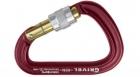 Grivel: K5N Delta screw lock карабин УПАК 5 ШТ
