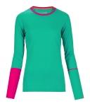 Ortovox: R`n`W Long Sleevee W футболка женская