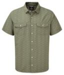 Sherpa: Surya Short Sleeve Shirt SM3101 рубашка мужская