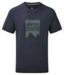 Sherpa: Khangri Tee SM3135 футболка мужская
