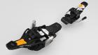 Fritschi: Diamir Tecton 12  крепления фрирайд со ски-стопами 120 мм